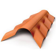 Cumieira para telha em PVC 02