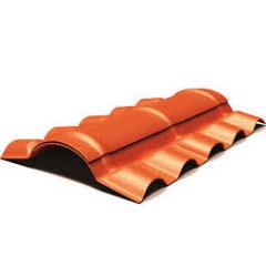 Cumieira para telha em PVC
