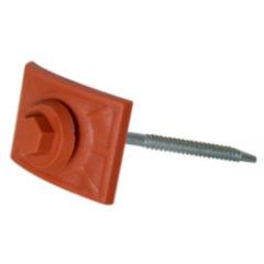 Kit Parafuso para telha em PVC